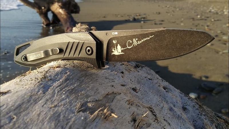 Обзор ножа Mr. Blade Bang , нож Дукалиса ! Серия Опера 2019 года