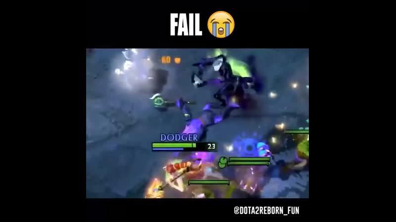 FAIL Faceless Void | ZiK Fun Page