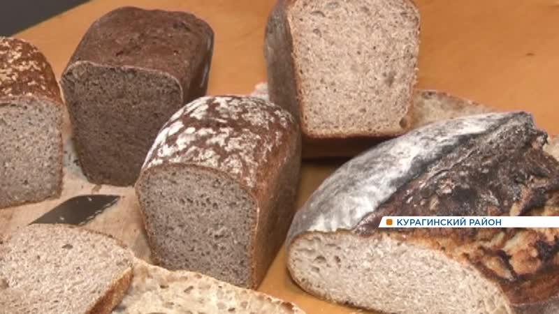 «Своя еда» в таежной деревне Гуляевка супруги пекут эксклюзивные сорта хлеба