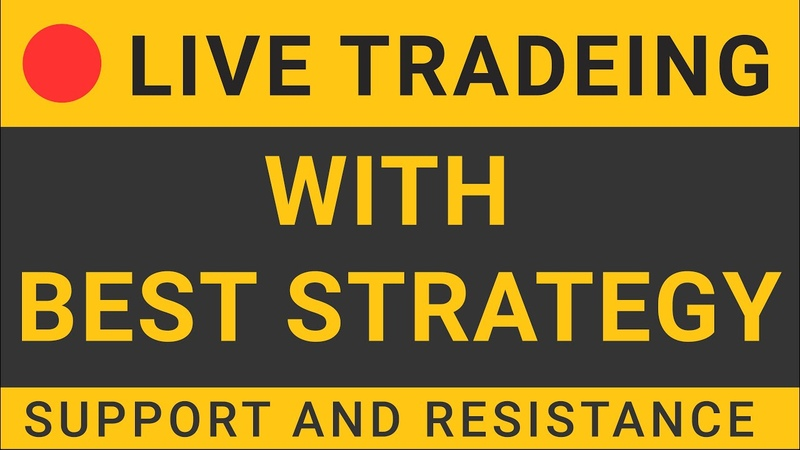 Live trade with Binary Options Hack Strategies safest strategy support and resistance indicator