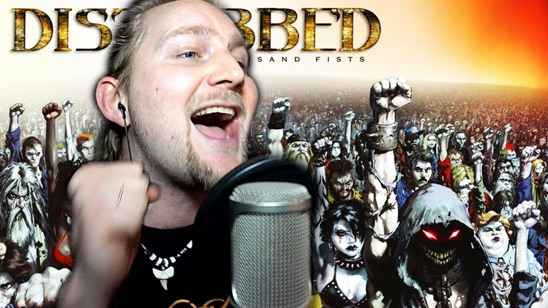 Land of Confusion (Live Vocal Cover) Disturbed