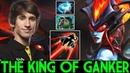 DENDI Queen of Pain The King of Gank Super Killer Mid 7 22 Dota 2
