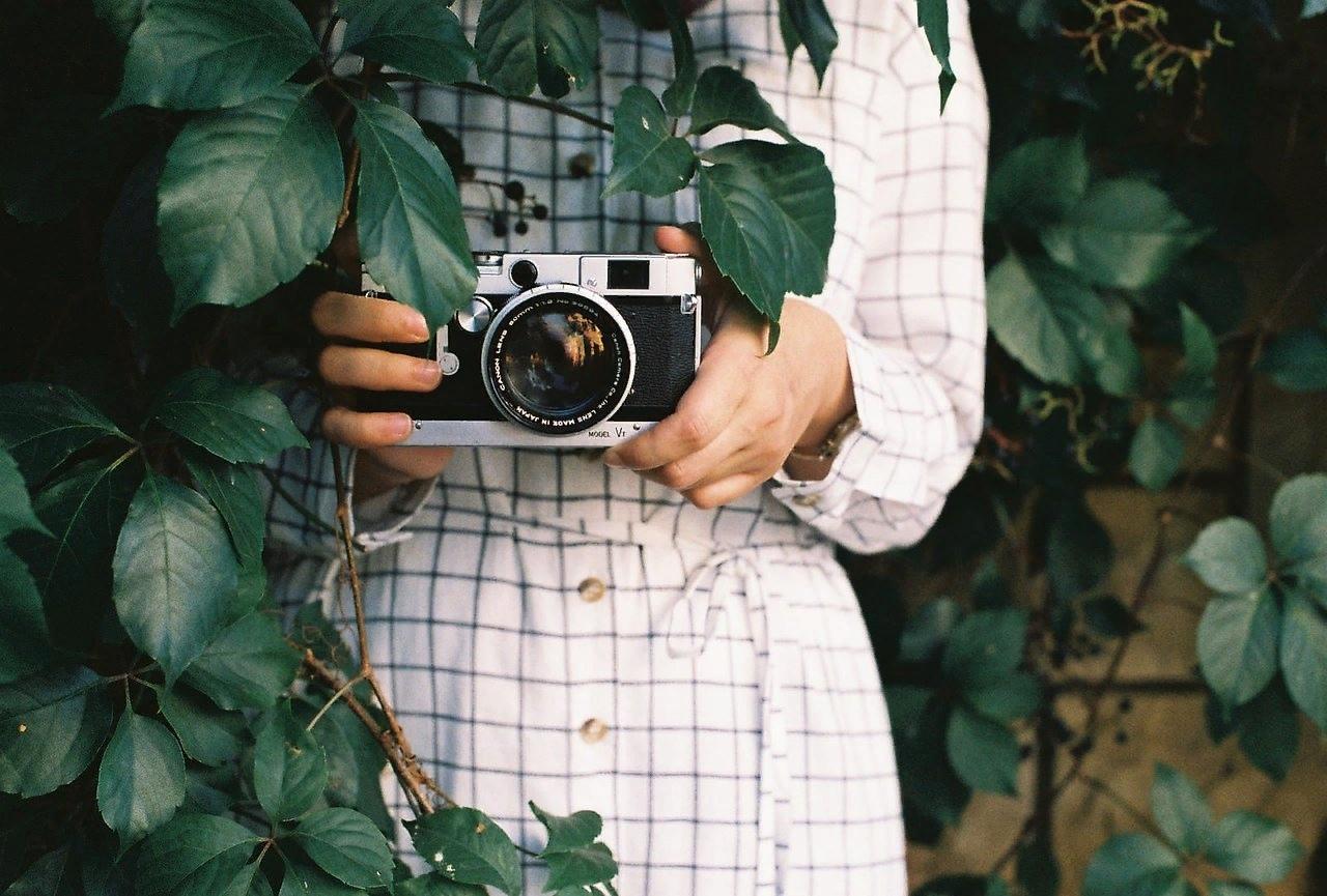 Как начать фотографировать на пленку