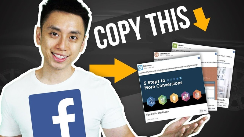 Best Facebook Ad Examples (Copy and Make Money Now)