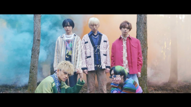 FlowBack 『Fireworks』Music Video TVアニメ『BORUTO ボルト NARUTO NEXT GENERATIONS』エンディングテーマ