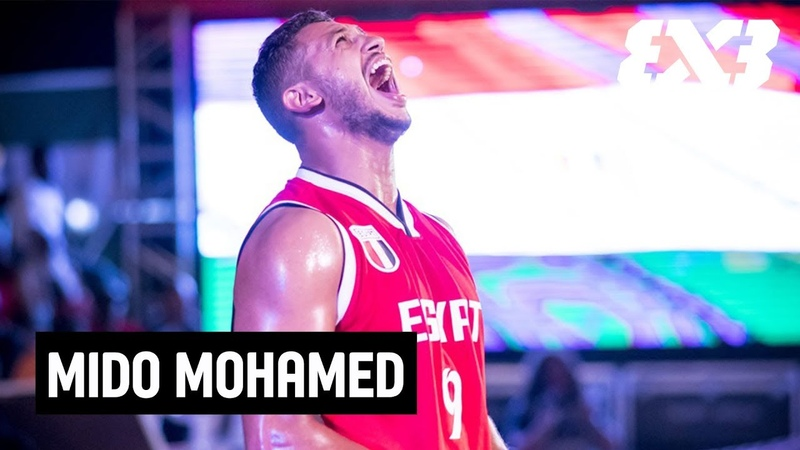 Mido Mohamed | Crazy Crossovers More! | MVP of the FIBA 3x3 Africa Cup 2019