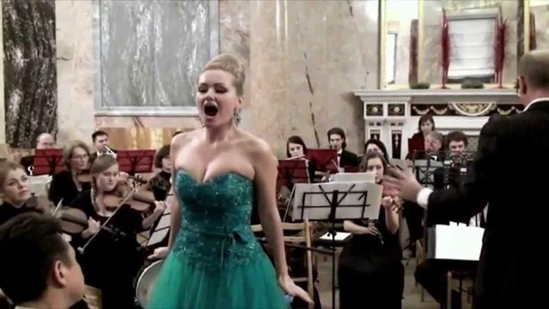 ария Джудитты Катажина Мацкевич