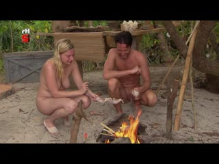 Candidates rob  stefan going full frontal in adam zkt. eva, episode 2.2(4)