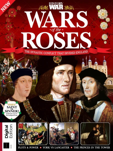 History of War Wars of the Roses Ed2 2019