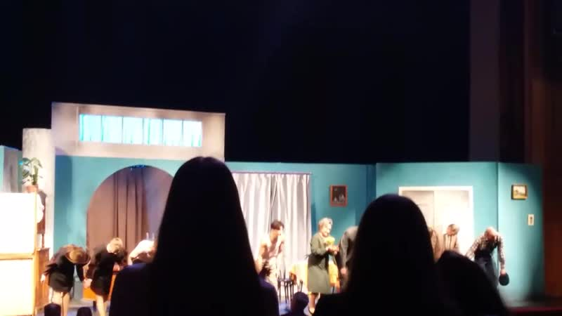 Спектакль В поисках радости 14.12.19.