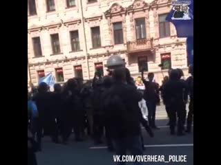 Первое мая в Санкт-Петербурге