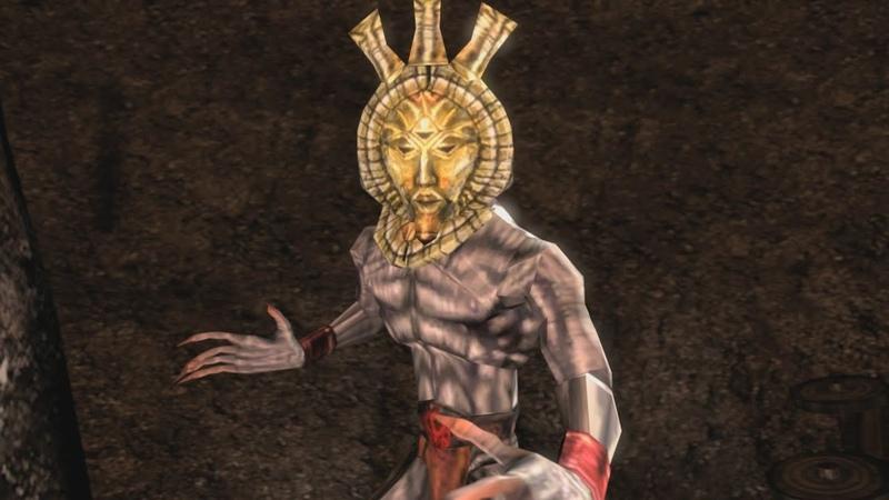 Morrowind Combat Overhaul v0 9 1 Dagoth Ur Battle