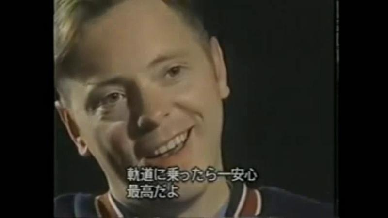 Интервью с Бернардом Самнером Joy Division New Order Electric русские субтитры
