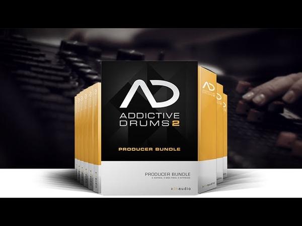 Виртуальная ударная установка Addictive Drums 2. Краткое руководство. Обзор интерфейса