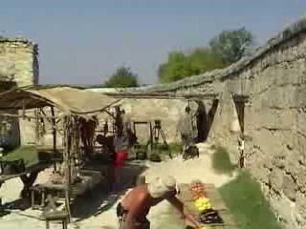 Съёмки фильма Диверсант Конец войны в Крыму