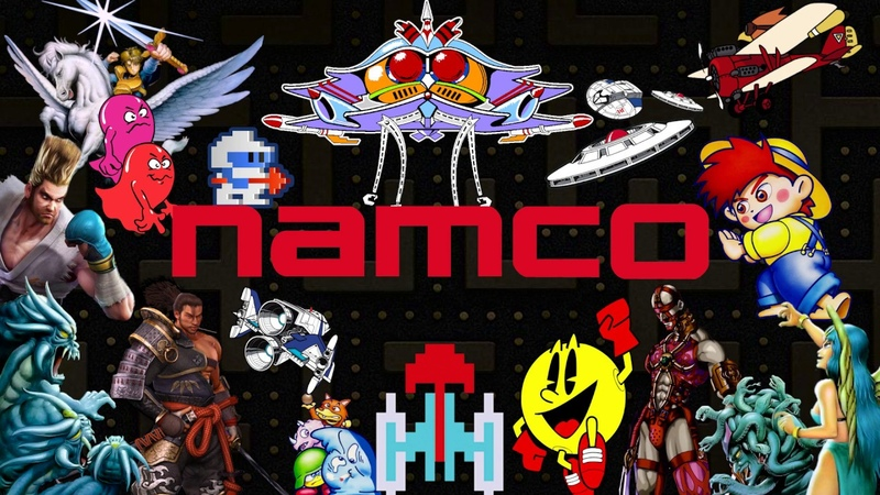 Best NAMCO Arcade Games || TR Old School Gamer Collection