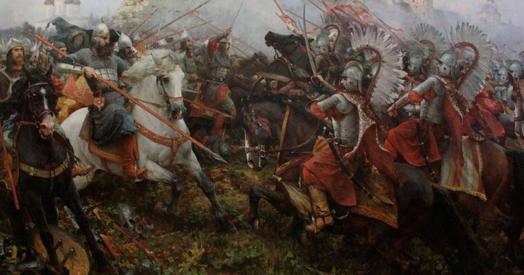 Бой с поляками