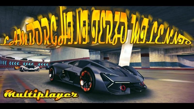 Asphalt 8 - Lamborghini Terzo Milennio, Multiplayer