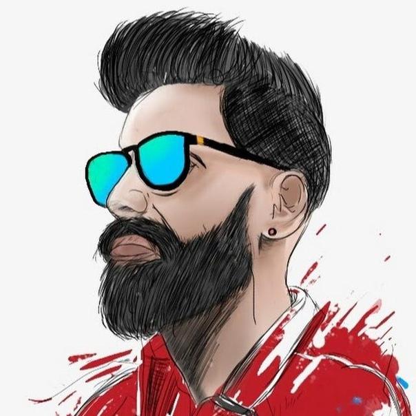 Картинки бородача на аву