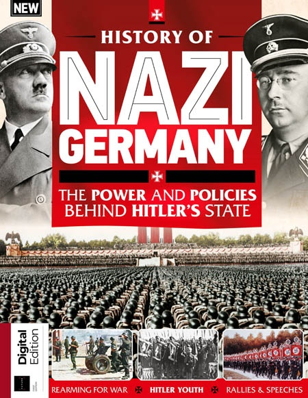 All About History History of Nazi Germany Ed1 2019