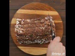 """Сегодня у меня на десерт торт """"Монастырская изба"""""""
