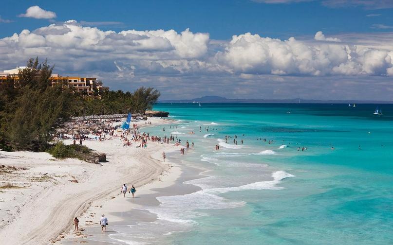Пляжный отдых на Кубе, изображение №1