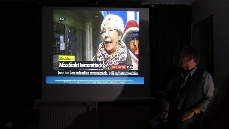 Vad hände egentligen på Drottninggatan? med Ole Dammegård - DEL 1/10