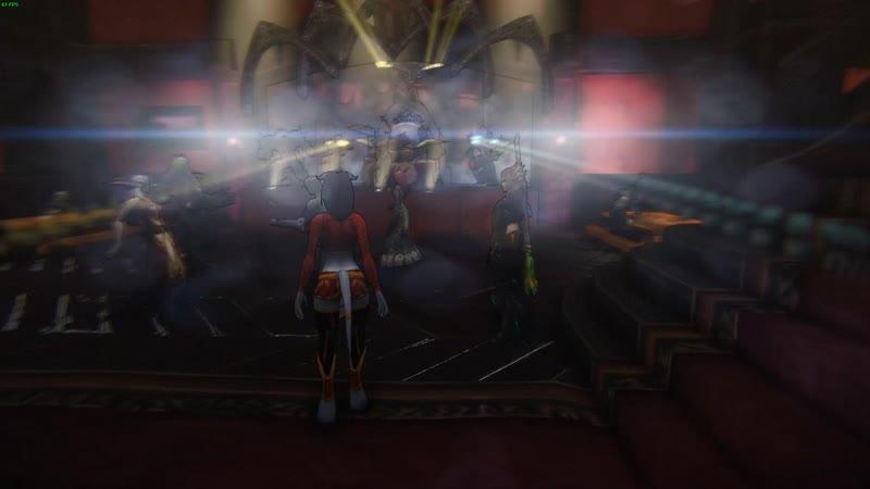 Night club whorecraft Lacuna Coil swamped