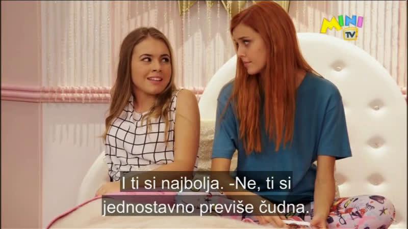 Maggie i Bianca - Specijal 1 - Superluda godina (Hrvatski Titlovi - Mini TV)