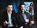 Luke Evans Dominic Cooper | 'Tamara Drewe' Press Junket