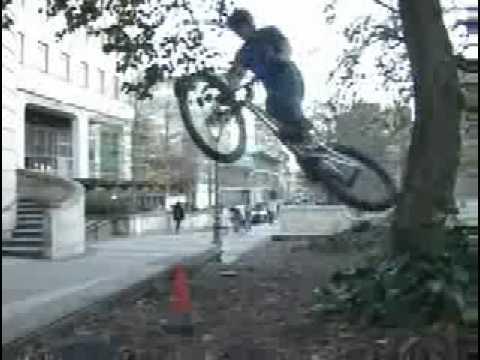 Danny macasKill The best biketrial