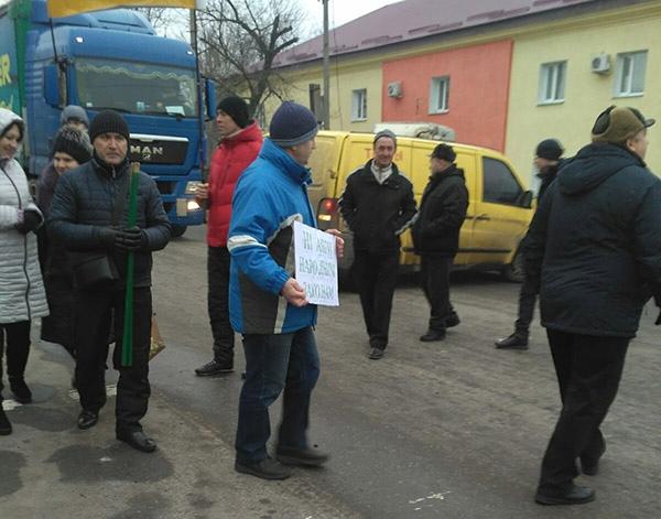 Полиция намечает бойню против «жёлтых жилетов» в Луганской области