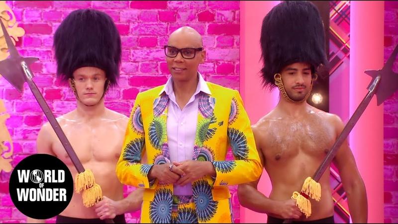 RuPaul's Drag Race UK Extended Trailer
