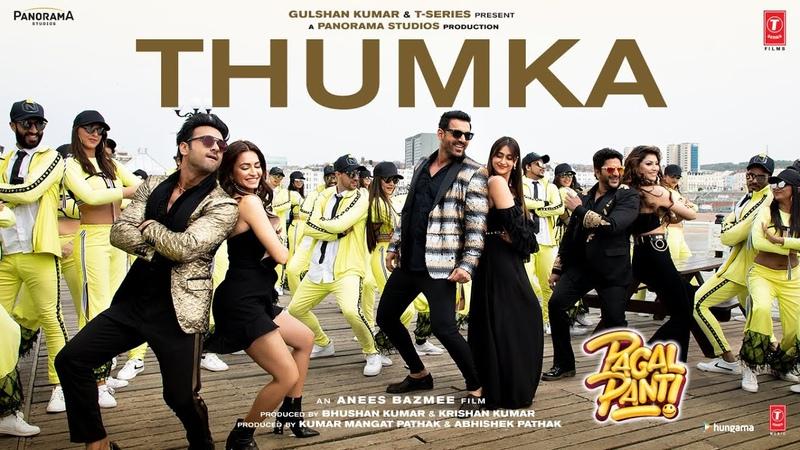 YO YO Honey Singh: Thumka Video Pagalpanti Anil John Ileana Arshad Urvashi Pulkit Kriti