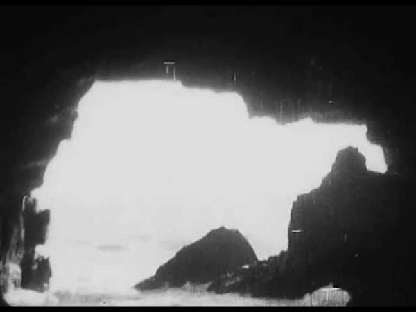 11 A sea cave near Lisbon Robert W Paul, 1896