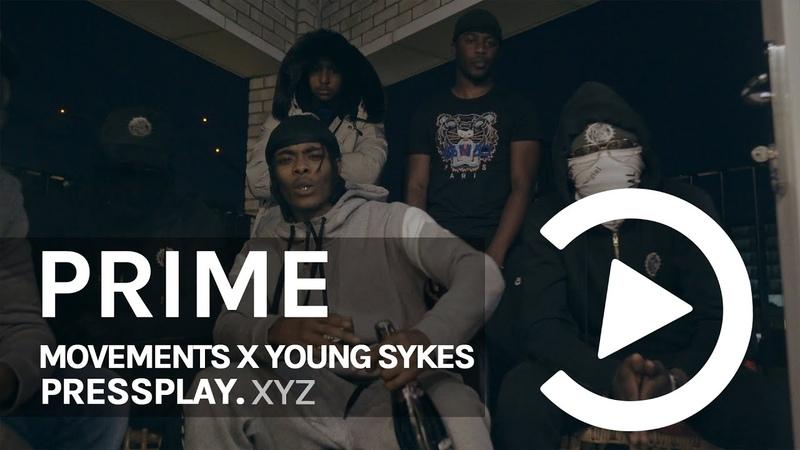 (NLMB) Movements x Young Sykes - Bando Spot (Music Video)