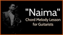 Chord Melody Lesson for Guitarists - Naima by John Coltrane