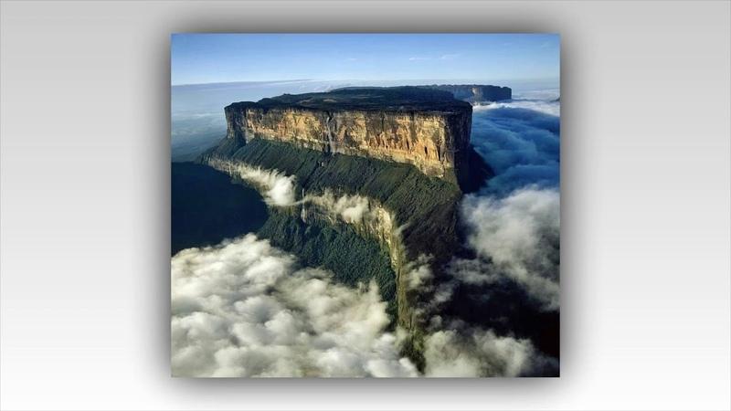 Смотри и думай... История 66. Гора Рорайма. Венесуэла. Mount Roraima. Venezuela.