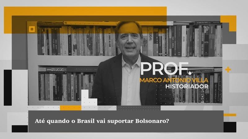 Até quando o Brasil vai suportar Bolsonaro