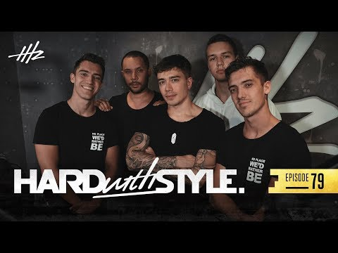 Headhunterz - HARD with STYLE Episode 79 | The Project One Special, Guestmix by Sefa