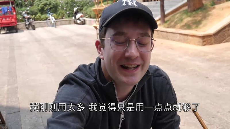 第一次吃云南手抓饭,300元竟然有这么多!I spent about $50 eating amazing food in Pu'Er Yunnan