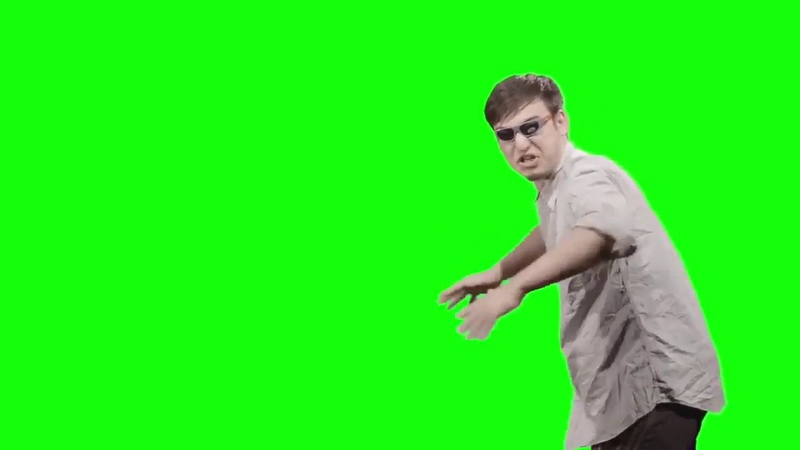 Filthy Frank - This Is Not Ok - Green Screen - Chromakey - Mask - Meme Source