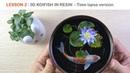 Lesson 2 - Koi fish 3D painting in Resin - Timelapse version