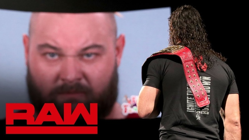 The Kingslayer The Fiend never forgets Raw Sept 16 2019