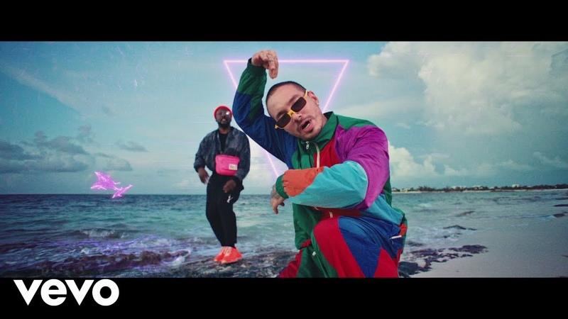 Black Eyed Peas J Balvin RITMO Bad Boys For Life