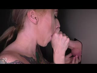[clips4sale] Gloryhole Swallow - Kamaras 2nd visit
