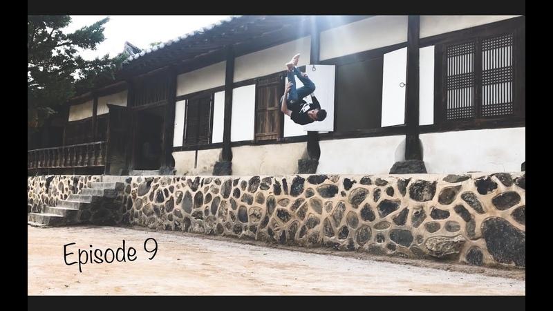 Korean adventures Ep.9: Деревня, Мастер Шифу и лютый K-pop