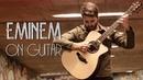 EMINEM ON GUITAR (Lose Yourself) - Luca Stricagnoli