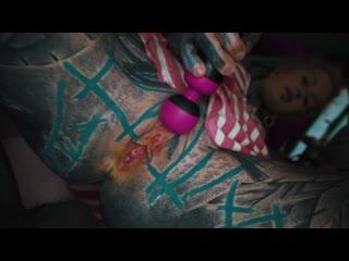 Anuskatzz - rough tattoo couple fuck - intim quicky, fetish, torture, sadism, pain, bitch, whore, slave, teen gape anal sex solo