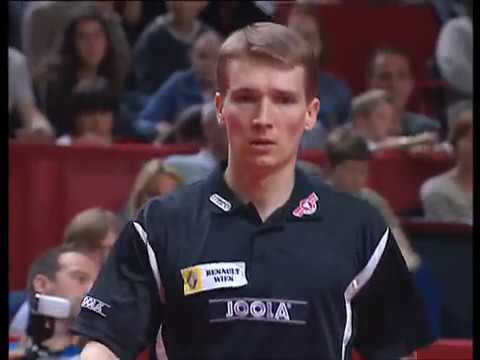 Table Tennis From The Past XXXIV - 2003 - SCHLAGER vs KONG LINGHUI